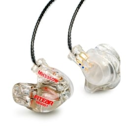 FitEar MH335DW MH335DWSR Custom In-Ear Monitors หูฟังคัสต้อม
