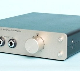 Mass-Kobo Model 370i Desktop Headphone Amp