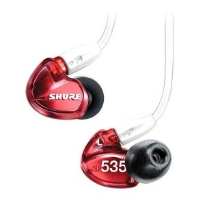 Shure SE535LTD Limited Edition Sound Isolating™ Earphone with Remote + Mic หูฟังชนิดสอด In-ear Monitor