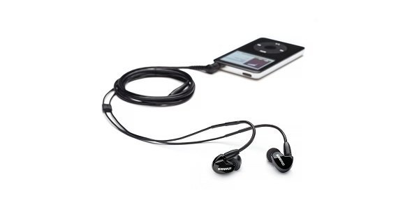 Shure SE315 (Clear) Sound Isolating™ Earphone หูฟังชนิดสอด In-ear Monitor