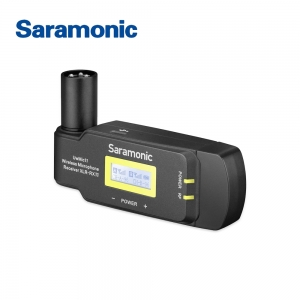Saramonic UwMic11 RX-XLR11 Plug-on Receiver for UwMic11TH ตัวรับสัญญาณแบบ XLR Plug and Play