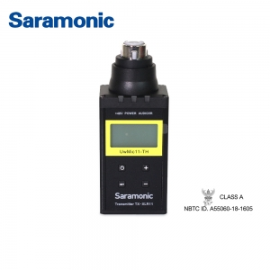 Saramonic UwMic11 TX-XLR11 Plug-On Transmitter ตัวส่งสัญญาณแบบ XLR Plug and Play