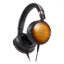 Audio-Technica ATH-WP900 หูฟังไม้เมเปิ้ล Portable Over-Ear Headphones
