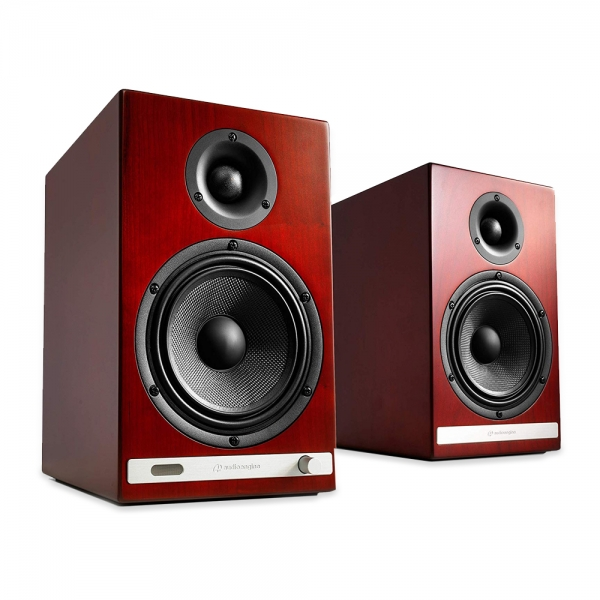 AudioEngine HD6 ลำโพงไร้สาย Wireless Speaker System รองรับ Bluetooth 5.0 aptX HD