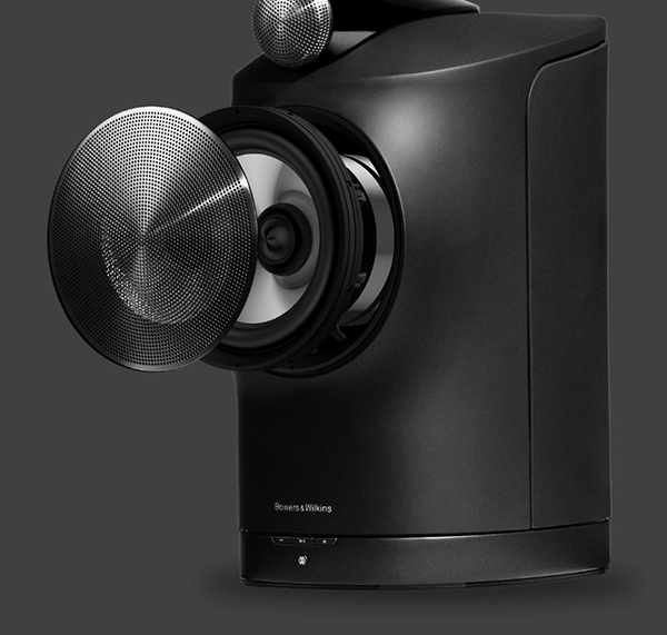 B&W Formation Duo By Bowers&Wilkins ลำโพงไร้สาย Wireless Speakers ระดับ Premium Hi-End รองรับ Bluetooth 4.1