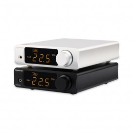 Topping DX3 Pro LDAC Headphone Amplifier แอมป์ตั้งโต๊ะ รองรับ Hi-Res PCM32bit/768kHz DSD512 Bluetooth 5.0