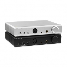 Topping A90 Full Balanced Headphone Amplifier XLR Pre Amplifier รอบรับช่องเสีบบ XLR 4 Pin / 4.4 mm. Balanced / 6.35 mm.